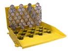 Гидропресс для изготовления тротуарной плитки прессованной шлакоблоков