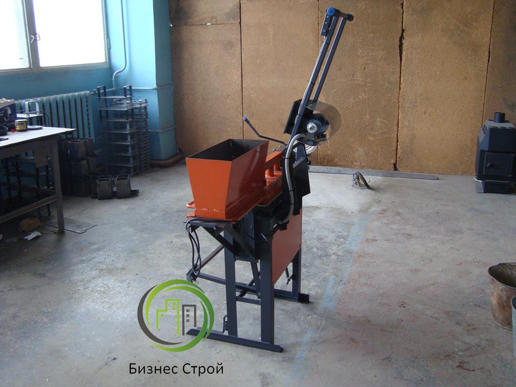 Оборудование для производств брусчатки своими руками