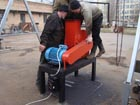 Дробилка молотковая МПЛ 150.5 для измельчения