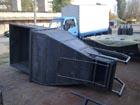 Бадья для бетона Туфелька