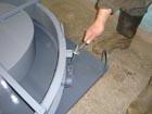 Форм крышек и днищ бетонных колодезных колец