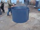 Разборная форма 1,5 метра для железобетонных колодезных колец