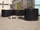 Усиленная Разборная форма 1 метр для бетонных колец колодезных