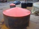 Форма для изготовления бетонных колец
