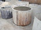 Фотографии нашего производства бетонных колодезных колец