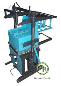 Станок СКАТ-07 для производства шлакоблоков