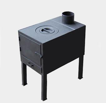 Кельн-5 — Печь буржуйка на дровах, угле и другом твердом топливе