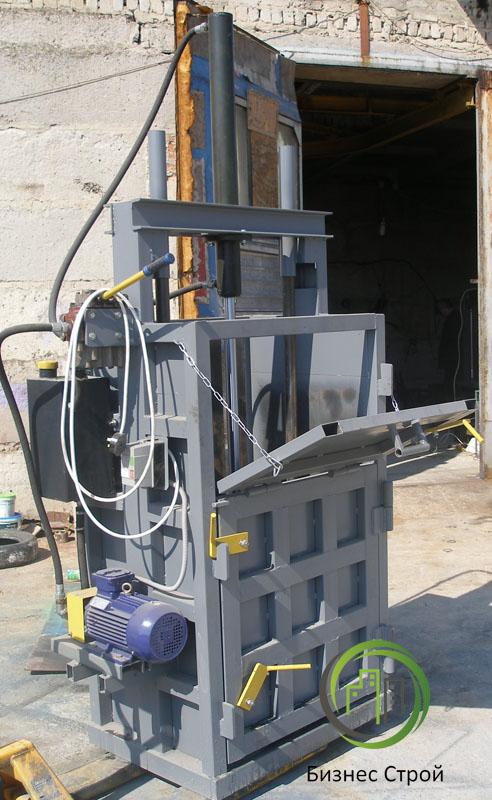 Производство гидравлического пресса для макулатуры картон вывоз картона