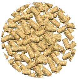 комбинированный корм и топливные пеллеты Комбикорм