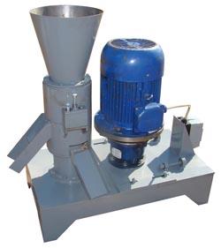 Гранулятор матричный «УПГМ-150» - оборудование для производства комбинированных кормов изготовления топливных пеллет