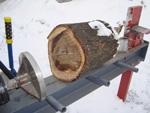 Дровокол Гидравлический для дров